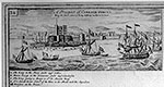 Detail of Carrickfergus Lough, 1693.