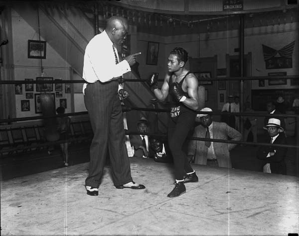 Winkler Collection of Boxing Photographs // Rare Books