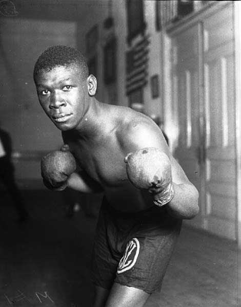 Winkler Collection of Boxing Photographs // Rare Books & Special